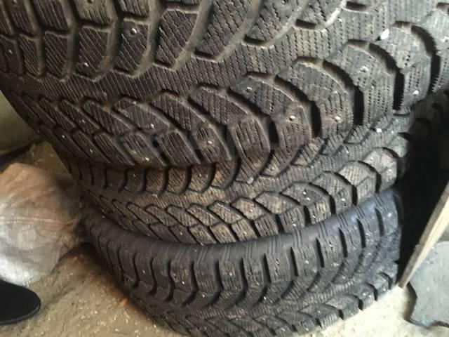 Bridgestone Blizzak. Зимние, шипованные, 2016 год, без износа, 4 шт