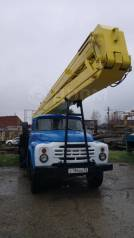 КамАЗ ВС-22. Автовышка ВС-22 на базе ЗИЛ 431618, 22,00м.