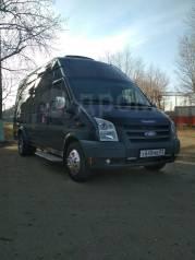 Ford E450. Продается автобус Ford Tranzit турист, 17 мест, С маршрутом, работой