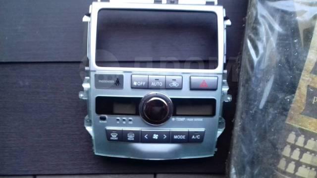 Блок управления климат-контролем. Toyota Ipsum, ACM21, ACM21W, ACM26, ACM26W Двигатель 2AZFE