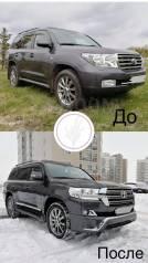 Кузовной комплект. Toyota Land Cruiser, GRJ200, J200, URJ200, UZJ200, UZJ200W, VDJ200, URJ202, URJ202W Двигатели: 2UZFE, 3URFE, 1URFE, 1VDFTV, 1GRFE