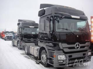 Mercedes-Benz Actros. Седельный тягач 1844 LS 4X2 Черный!, 12 000куб. см., 18 000кг., 4x2