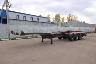 Тонар. Полуприцеп контейнеровоз, 39 800кг.