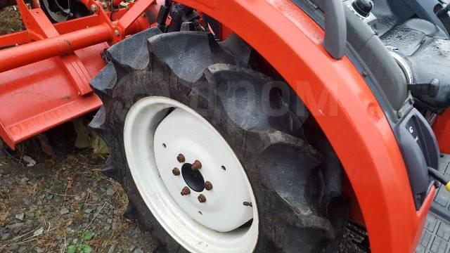 Kubota. Трактор MMC MT161 - 16 л. с., 4wd, Реверс, ГУР, 16 л.с.