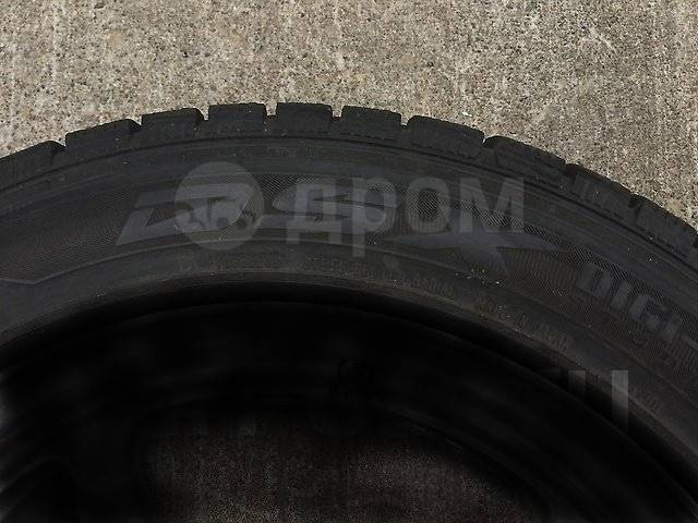 Dunlop DSX. Зимние, без шипов, 2005 год, 10%, 4 шт
