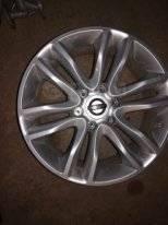"""Nissan. x20"""", 6x139.70, ET35"""