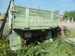 2-птс-4м, 1989. Тракторный прицеп, 1 000кг.