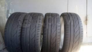 Bridgestone Potenza RE002 Adrenalin. Летние, 60%, 4 шт