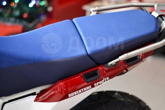 Honda Africa Twin. 998куб. см., исправен, птс, без пробега