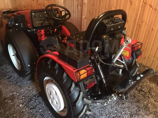 Goldoni. Мини трактор euro30RS (italy) не китай, 25 л.с.