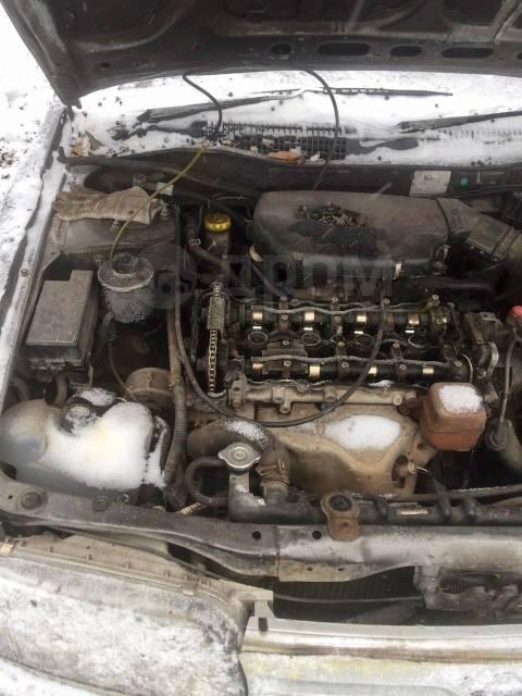 Nissan Primera. R10, SR18DI