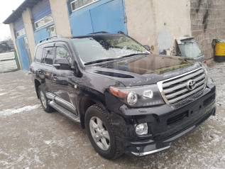 Toyota Land Cruiser. 200, 1VD