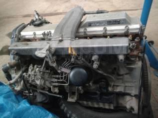 Двигатель в сборе. Toyota Land Cruiser, HZJ77, HZJ77HV, HZJ77V Двигатели: 1HZ, 1HZZ