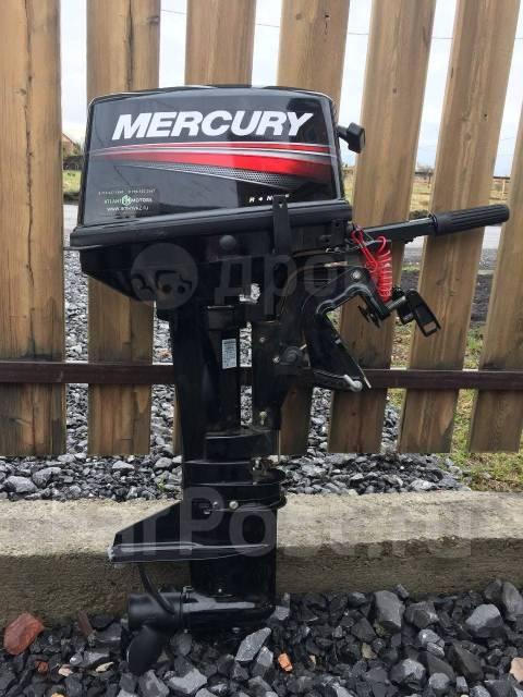 Mercury. 9,90л.с., 2-тактный, бензиновый, нога S (381 мм), 2016 год