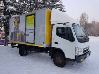 Mitsubishi Fuso Canter. Продается грузовик 2013 г. в, 4 900куб. см., 4x2