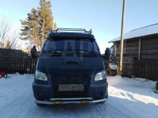 ГАЗ 3221. ГАЗ Газель 3221, 8 мест