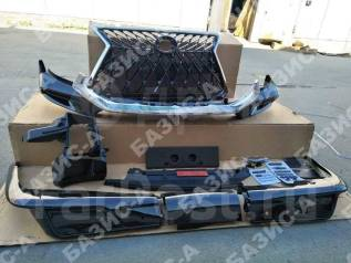 Обвес кузова аэродинамический. Lexus LX450d, VDJ201 Lexus LX570 Двигатель 1VDFTV
