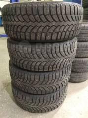 Bridgestone Blizzak Spike-01. Зимние, шипованные, 2014 год, 5%, 4 шт