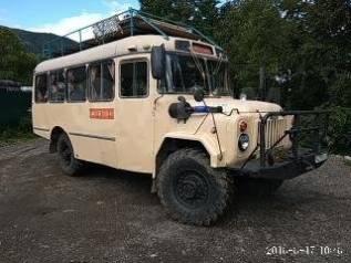 Услуги вахтового автобуса