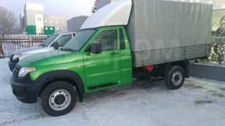 УАЗ Профи. , 2 700куб. см., 1 500кг., 4x4