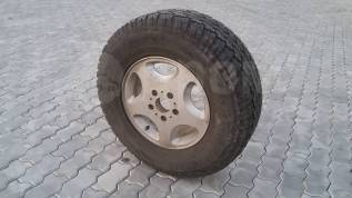 """Запасное колесо Mercedes Benz G-class 265/70R16. 7.5x16"""" 5x130.00 ET63"""