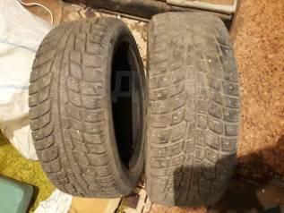 Michelin X-Ice. Зимние, шипованные, 2008 год, 50%, 2 шт