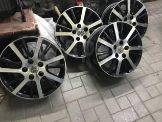 "Toyota. 6.5x16"", 5x114.30, ET45"