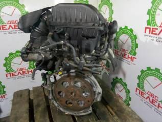 Двигатель в сборе. Kia Ray Kia Morning Kia Picanto Hyundai i10 Двигатель G3LA