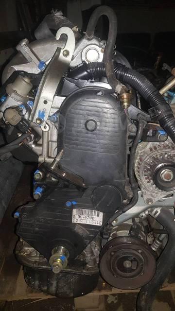 Двигатель в сборе. Toyota Vista, SV50 Toyota Nadia, SXN10, SXN10H Toyota Tacoma Toyota Vista Ardeo, SV50, SV50G Двигатель 3SFSE