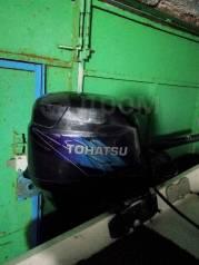 Tohatsu. 30,00л.с., 4-тактный, бензиновый, нога X (635 мм), 2005 год год