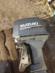 Suzuki. 85,00л.с., 2-тактный, бензиновый, нога X (635 мм), 1996 год