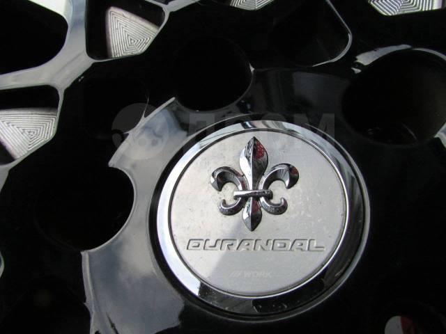 "Комплект 20"" разношироких колес Work Durandal. 9.0/10.0x20"" 5x114.30 ET38/45"