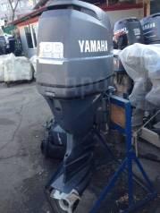 Yamaha. 100,00л.с., 4-тактный, бензиновый, нога X (635 мм), 2003 год год