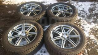 """Комплект зимних колёс. 7.0x17"""" 5x100.00 ET48 ЦО 67,1мм."""