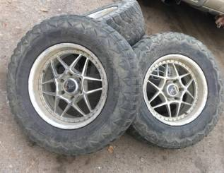 "Продам комплект колес. x17"" 6x139.70"