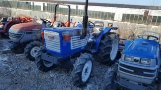 Iseki. Трактор 23 л. с., 4wd, ВОМ, навеска на 3 точки, 23 л.с.