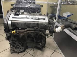 Двигатель в сборе. Nissan Cefiro, A32
