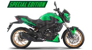 Мотоцикл Bajaj Dominar 400 (2018) Special Edition, 2019. 373куб. см., исправен, птс, без пробега
