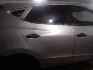 Дверь боковая. Hyundai