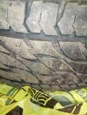 Bridgestone Dueler A/T. Грязь AT, 2012 год, 20%, 4 шт