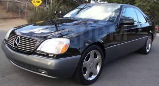Mercedes-Benz. CL500