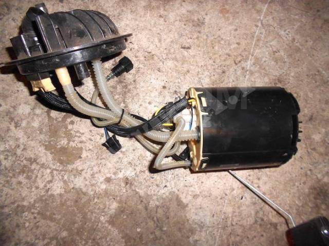топливный насос land rover freelander