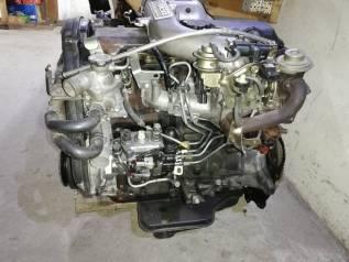 Двигатель в сборе. Toyota Cresta Двигатель 2LTE