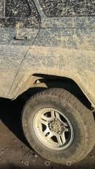 """Продам колёса на уаз. 7.5x15"""" 5x115.00 ET-13 ЦО 56,1мм."""