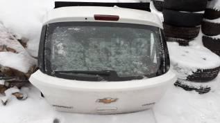 Крышка багажника. Chevrolet Cruze