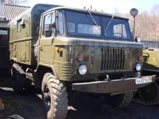 Ремонт автомобилей ГАЗ 66