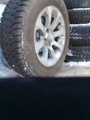 "Продам колеса на дисках. 5.5x14"" 4x98.00"