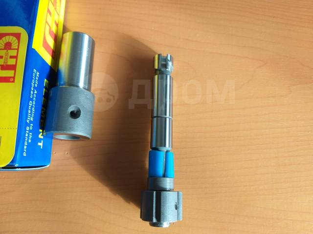 Плунжерная пара. Komatsu PC, PC Двигатели: SA6D155, 6D155