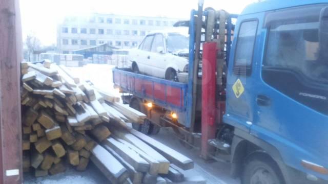 Бортовой грузовик с манипулятором-эвакуатор
