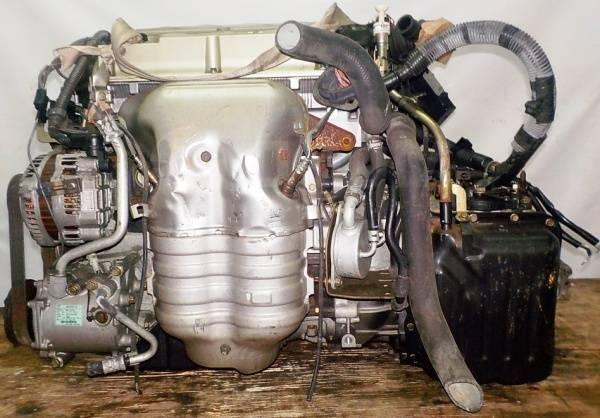 Двигатель в сборе. Mitsubishi: Eclipse, Grandis, Galant, Airtrek, Lancer, Savrin, Outlander Двигатель 4G69
